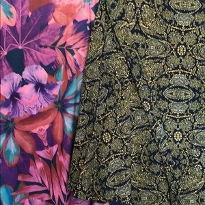 Lularoe Maxi skirt XL Bundle